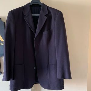 Vintage Emporio Armani Chasmere blazer